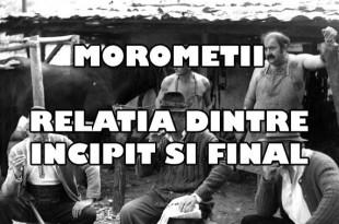 Morometii - Relatia dintre incipit si final