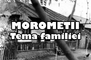 Morometii - Tema familiei