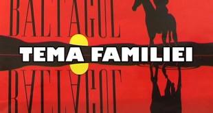 Tema familiei in Baltagul de Sadoveanu