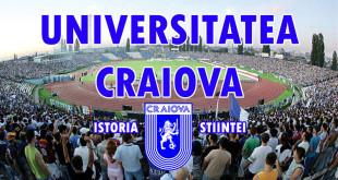 Istoria echipei de fotbal UNIVERSITATEA CRAIOVA