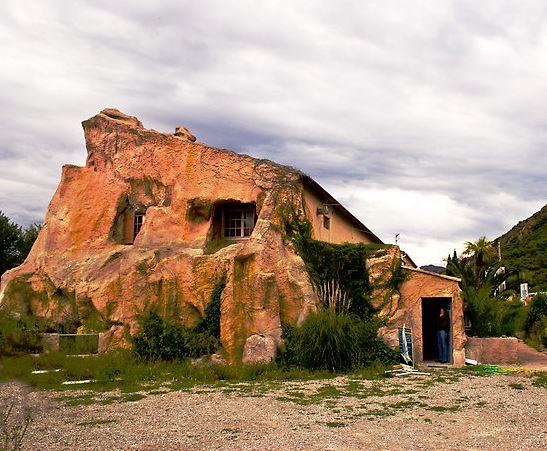 casa in roca