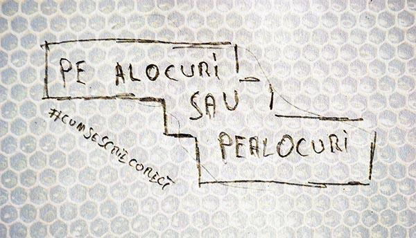 """""""Pe alocuri"""" sau """"Pealocuri"""" ?"""