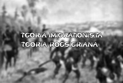 Teoria imigraţionistă, teoria roesieriană