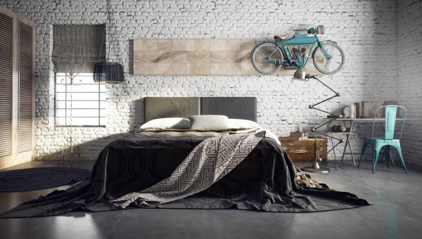 Dormitoare – o sursa de inspiratie